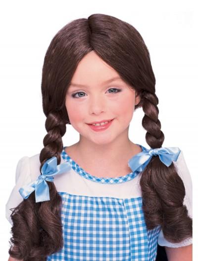 Kids Dorothy Wig, halloween costume (Kids Dorothy Wig)