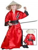 Kids Dragon Samurai Costume, halloween costume (Kids Dragon Samurai Costume)