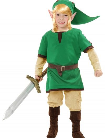 Kids Elf Warrior Costume, halloween costume (Kids Elf Warrior Costume)
