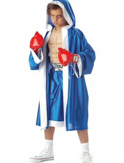 Kids Everlast Boxer Costume, halloween costume (Kids Everlast Boxer Costume)