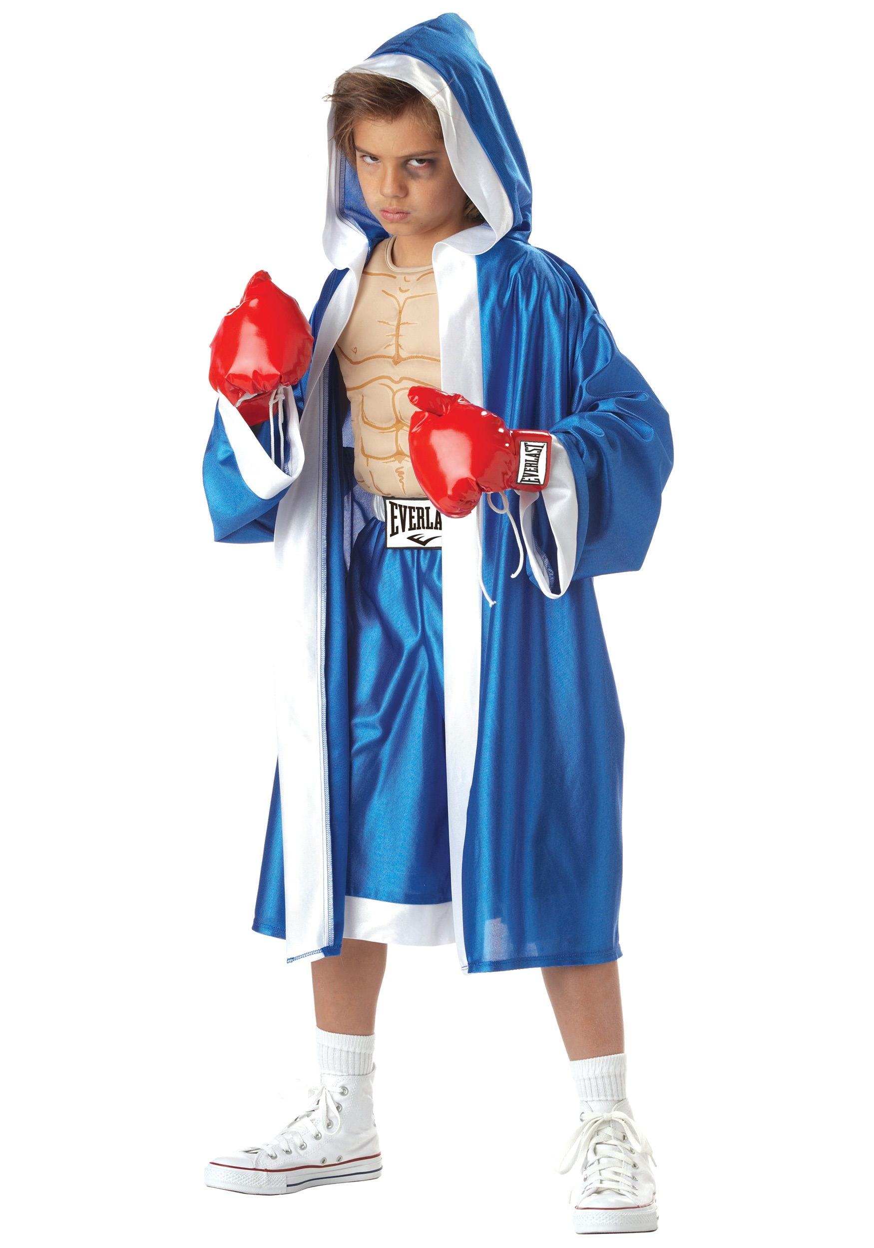 Kids Everlast Boxer Costume  sc 1 st  Halloween Costumes : kids baseball costumes  - Germanpascual.Com