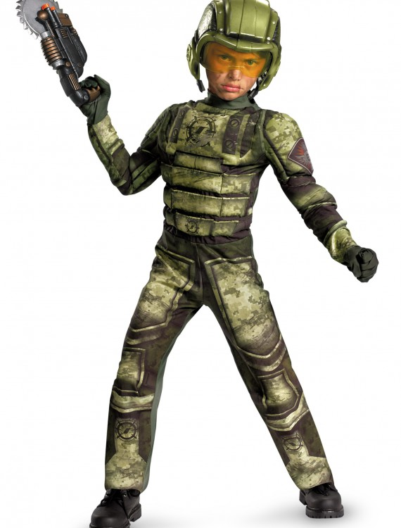 Kids Foot Soldier Costume, halloween costume (Kids Foot Soldier Costume)