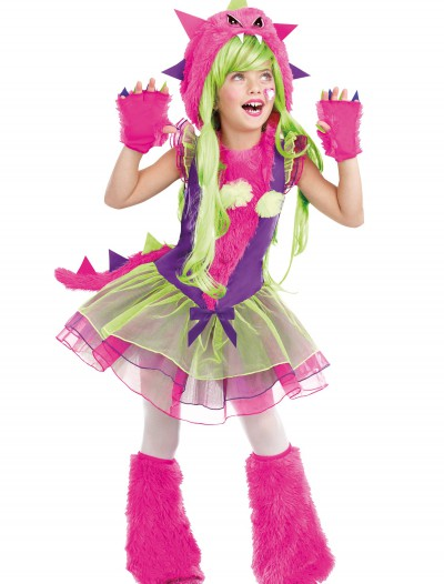 Kids Fur-ocious Lil Creature Costume, halloween costume (Kids Fur-ocious Lil Creature Costume)