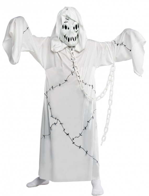 Kids Ghost Costume, halloween costume (Kids Ghost Costume)