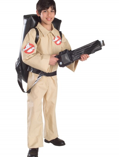 Kids Ghostbusters Costume, halloween costume (Kids Ghostbusters Costume)