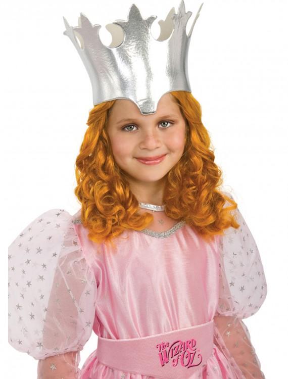 Kids Glinda Wig, halloween costume (Kids Glinda Wig)
