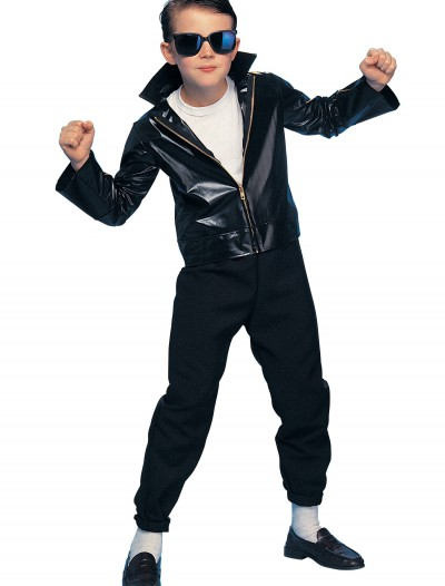 Kids Greaser Costume, halloween costume (Kids Greaser Costume)