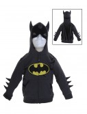 Kids Grey Batman Costume Hoodie, halloween costume (Kids Grey Batman Costume Hoodie)