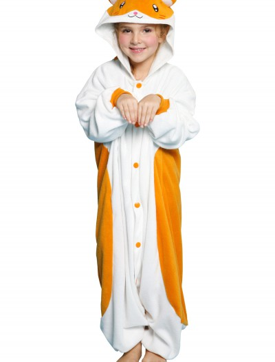 Kids Hamster Pajama Costume, halloween costume (Kids Hamster Pajama Costume)
