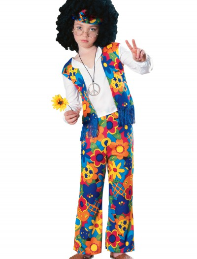 Kids Hippie Costume, halloween costume (Kids Hippie Costume)