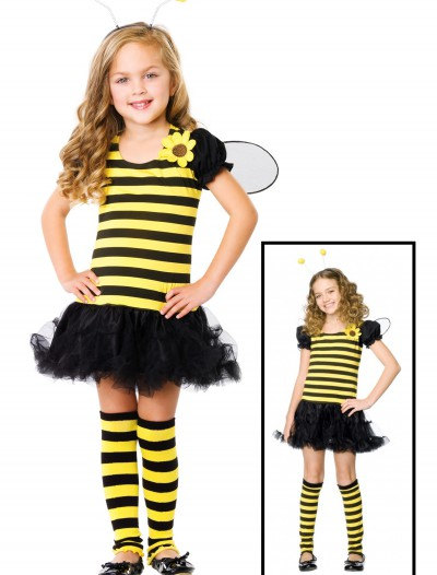 Kids Honey Bee Costume, halloween costume (Kids Honey Bee Costume)
