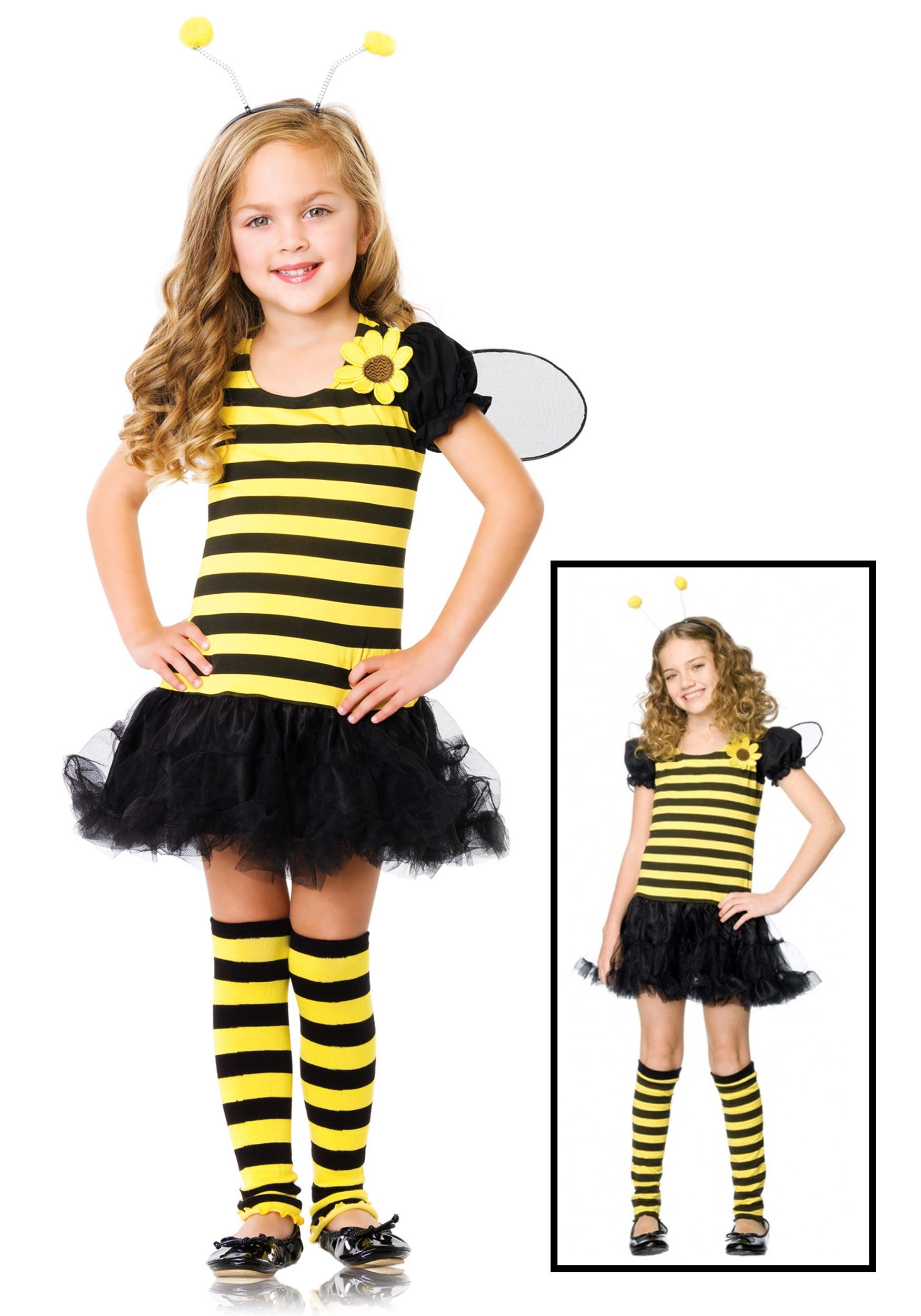 kids honey bee costume - Bee Halloween