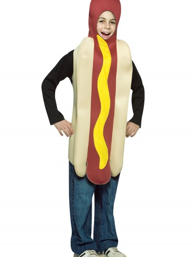 Kids Hot Dog Costume, halloween costume (Kids Hot Dog Costume)