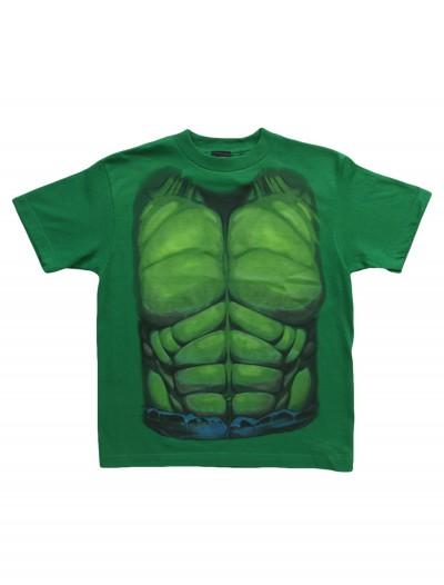 Kids Hulk Smash Costume TShirt, halloween costume (Kids Hulk Smash Costume TShirt)