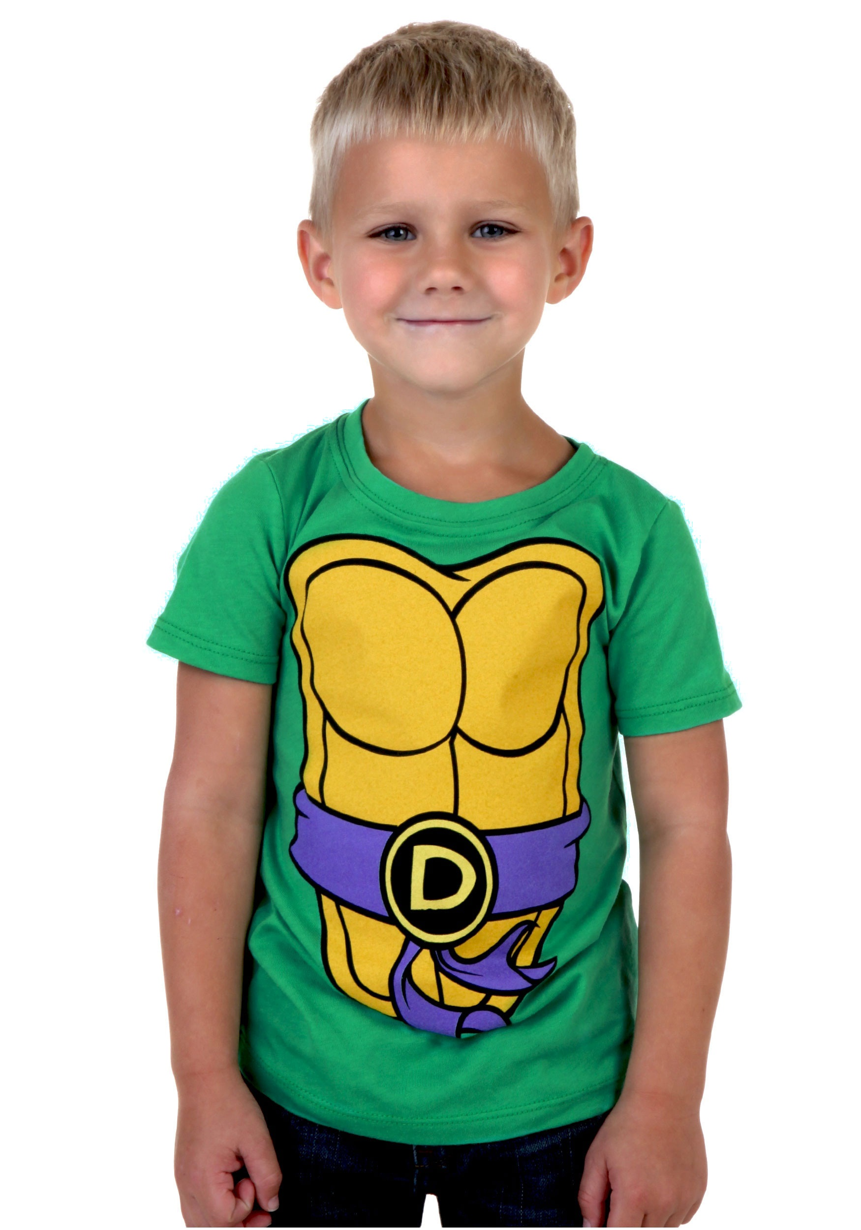 toddler i am don tmnt costume t shirt