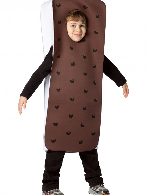 Kids Ice Cream Sandwich Costume, halloween costume (Kids Ice Cream Sandwich Costume)