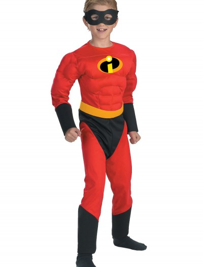 Kids Incredibles Dash Costume, halloween costume (Kids Incredibles Dash Costume)
