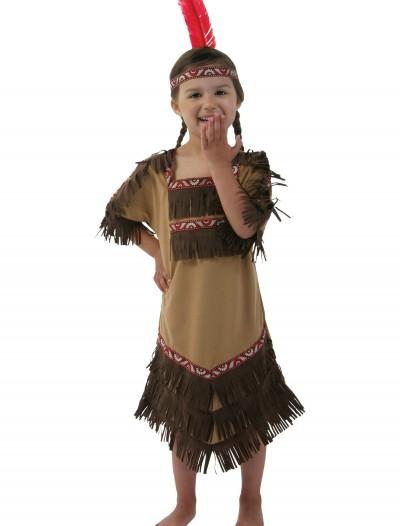 Kids Indian Girl Costume, halloween costume (Kids Indian Girl Costume)
