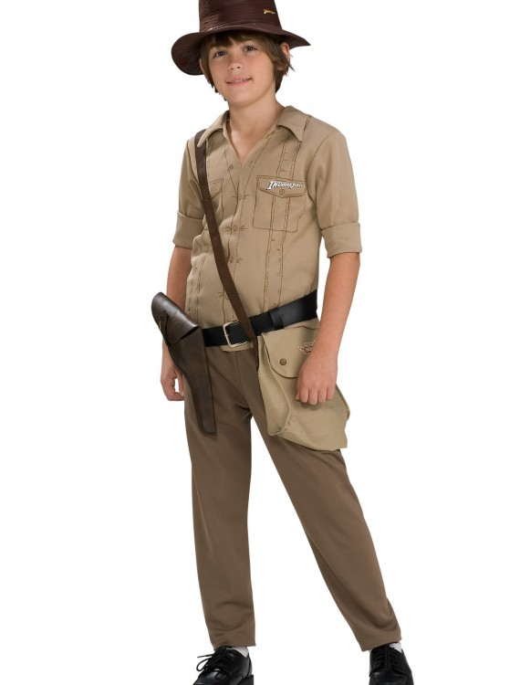 Kids Indiana Jones Costume, halloween costume (Kids Indiana Jones Costume)