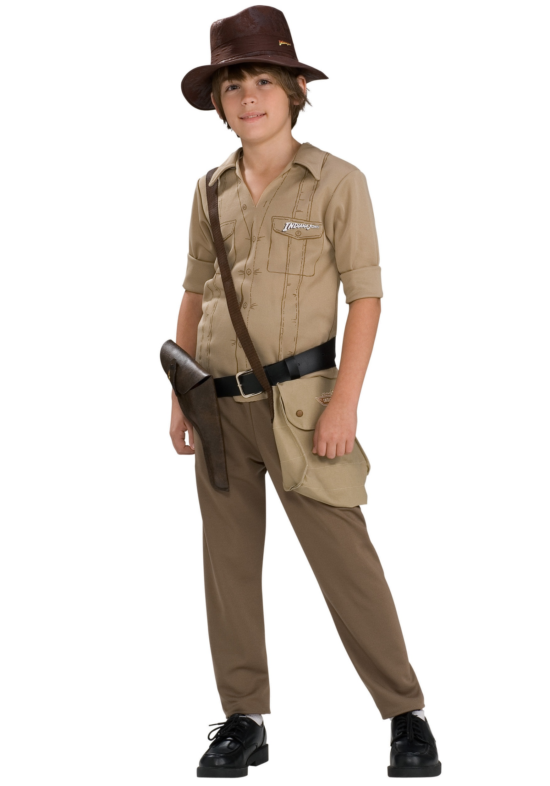 Kids Indiana Jones Costume  sc 1 st  Halloween Costumes & Kids Indiana Jones Costume - Halloween Costumes