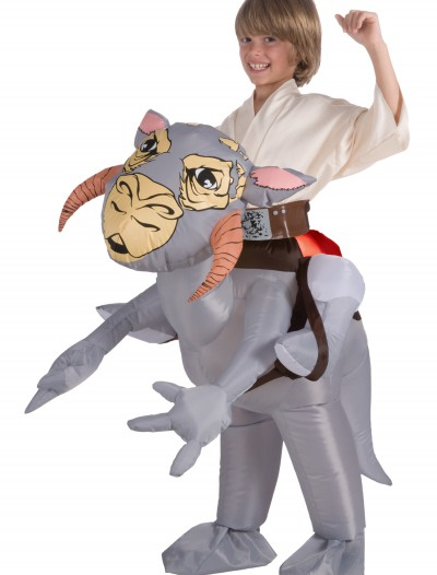 Kids Inflatable Tauntaun Costume, halloween costume (Kids Inflatable Tauntaun Costume)