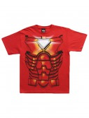 Kids Iron Man Jumbo Costume TShirt, halloween costume (Kids Iron Man Jumbo Costume TShirt)