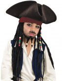 Kid's Jack Sparrow Hat, halloween costume (Kid's Jack Sparrow Hat)