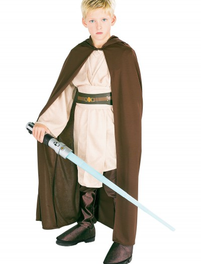 Kids Jedi Robe, halloween costume (Kids Jedi Robe)
