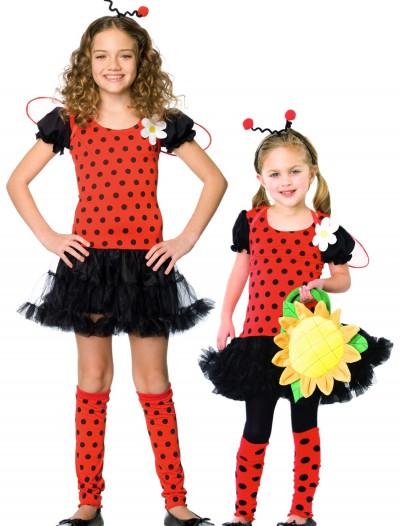 Girls Ladybug Costume, halloween costume (Girls Ladybug Costume)
