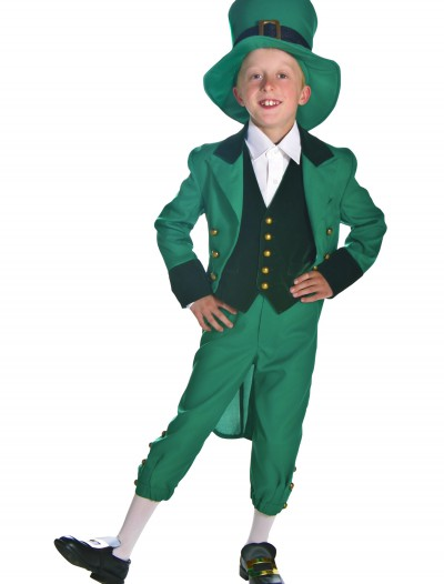 Kids Leprechaun Costume, halloween costume (Kids Leprechaun Costume)