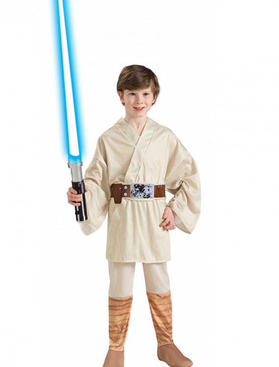 Kids Luke Skywalker Costume, halloween costume (Kids Luke Skywalker Costume)