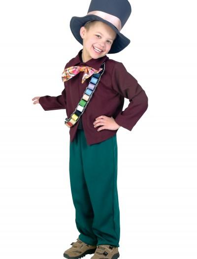 Kids Mad Hatter Costume, halloween costume (Kids Mad Hatter Costume)