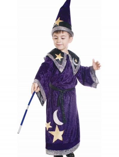 Kids Magic Wizard Costume, halloween costume (Kids Magic Wizard Costume)