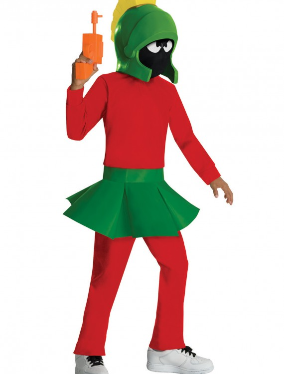 Kids Marvin the Martian Costume, halloween costume (Kids Marvin the Martian Costume)
