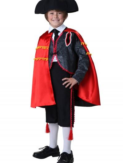 Kids Matador Costume, halloween costume (Kids Matador Costume)