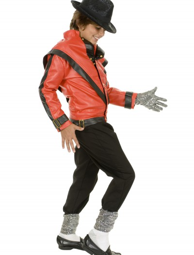 Kids Michael Jackson Thriller Jacket, halloween costume (Kids Michael Jackson Thriller Jacket)
