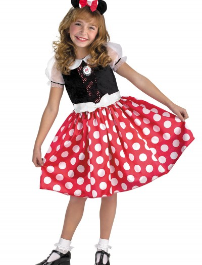 Kids Minnie Mouse Costume, halloween costume (Kids Minnie Mouse Costume)