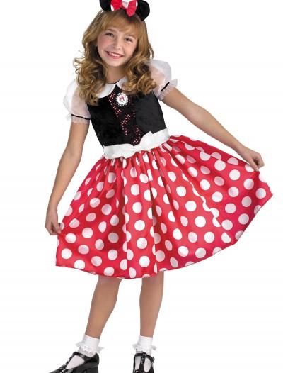 Kids Minnie Mouse Costume, halloween costume (Kids Minnie Mouse Costume)