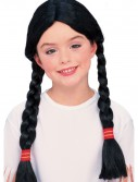 Kids Native American Costume Wig, halloween costume (Kids Native American Costume Wig)