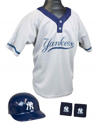 Kids New York Yankees Uniform, halloween costume (Kids New York Yankees Uniform)