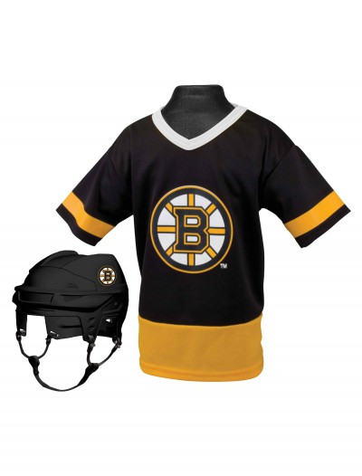 Kids NHL Boston Bruins Uniform Set, halloween costume (Kids NHL Boston Bruins Uniform Set)