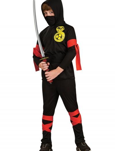 Kids Ninja Costume, halloween costume (Kids Ninja Costume)