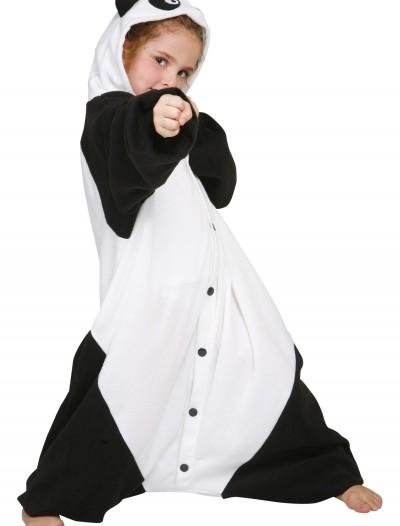Kids Panda Pajama Costume, halloween costume (Kids Panda Pajama Costume)