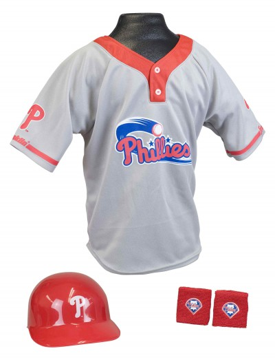 Kids Philadelphia Phillies Uniform, halloween costume (Kids Philadelphia Phillies Uniform)