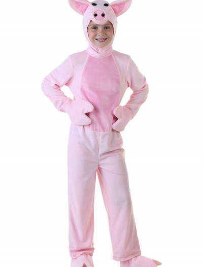 Kids Pig Costume, halloween costume (Kids Pig Costume)