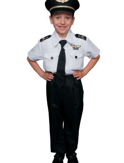 Kids Pilot Costume, halloween costume (Kids Pilot Costume)