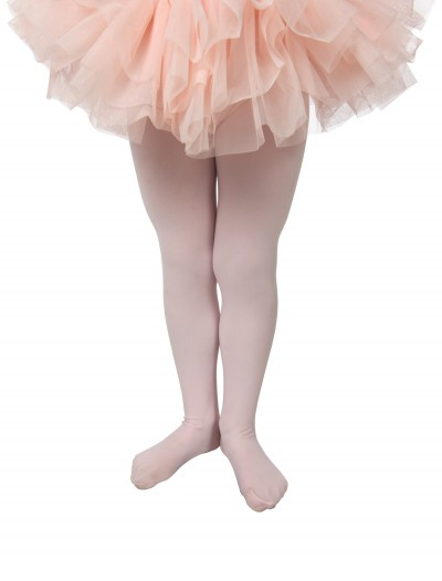 Kids Pink Ballet Tights, halloween costume (Kids Pink Ballet Tights)
