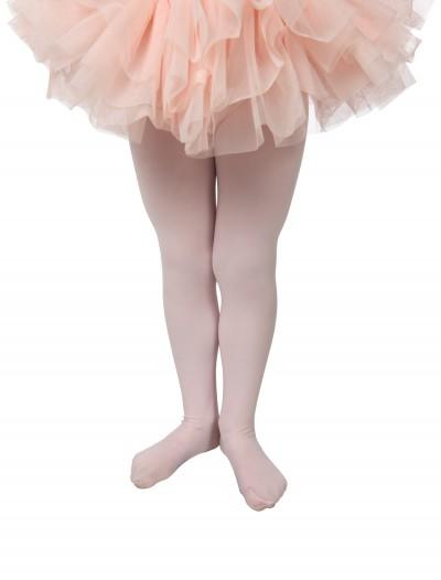 Kids Pink Ballet Tights, halloween costume (Kids Pink Ballet Tights)