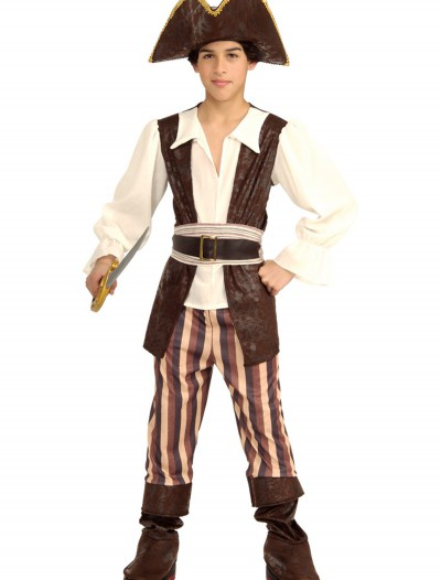 Kid's Pirate Costume, halloween costume (Kid's Pirate Costume)