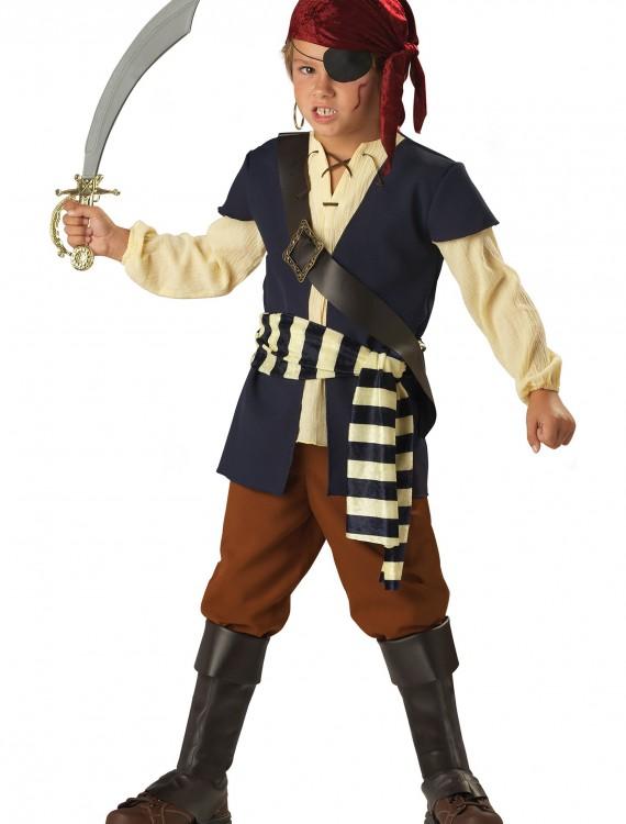 Kids Pirate Mate Costume, halloween costume (Kids Pirate Mate Costume)